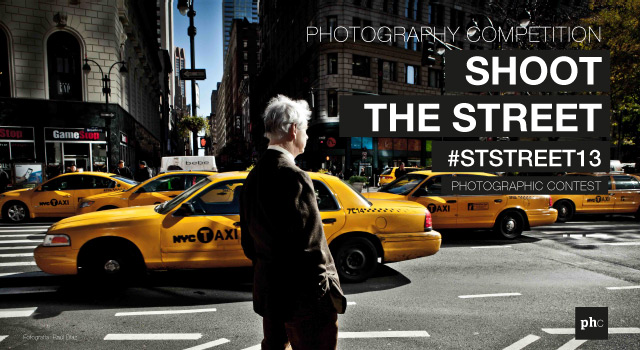 "CONCURSO PHOTOCERTAMEN ""SHOOT THE STREET 2013"
