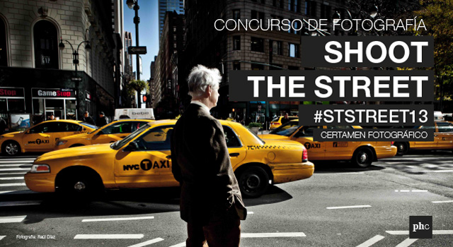 CONCURSO PHOTOCERTAMEN SHOOT THE STREET 2013