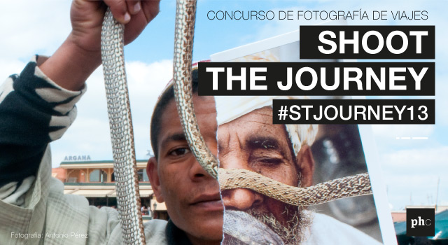 "CONCURSO PHOTOCERTAMEN ""SHOOT THE JOURNEY 2013"